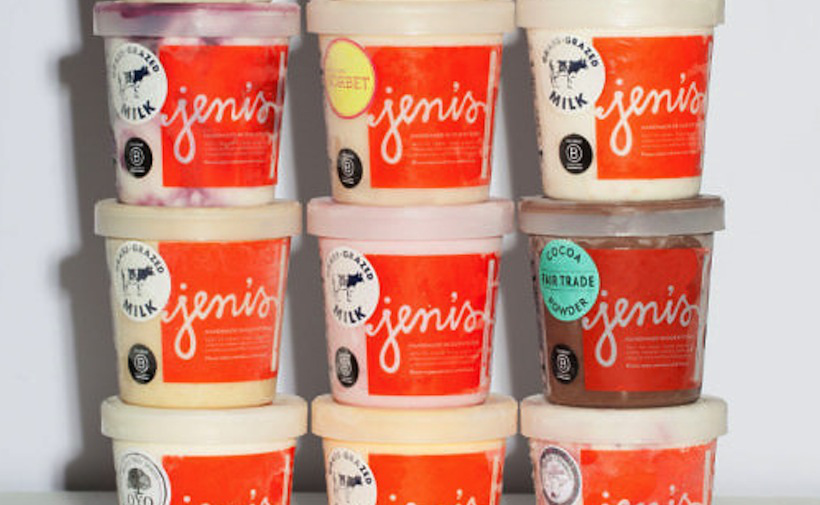 Jeni's Splendid Ice Cream will reopen scoop shops by Memorial Day weekend.