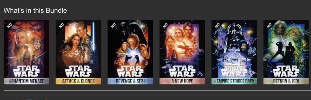 Star Wars Films To Finally Become Digital Downloads ...