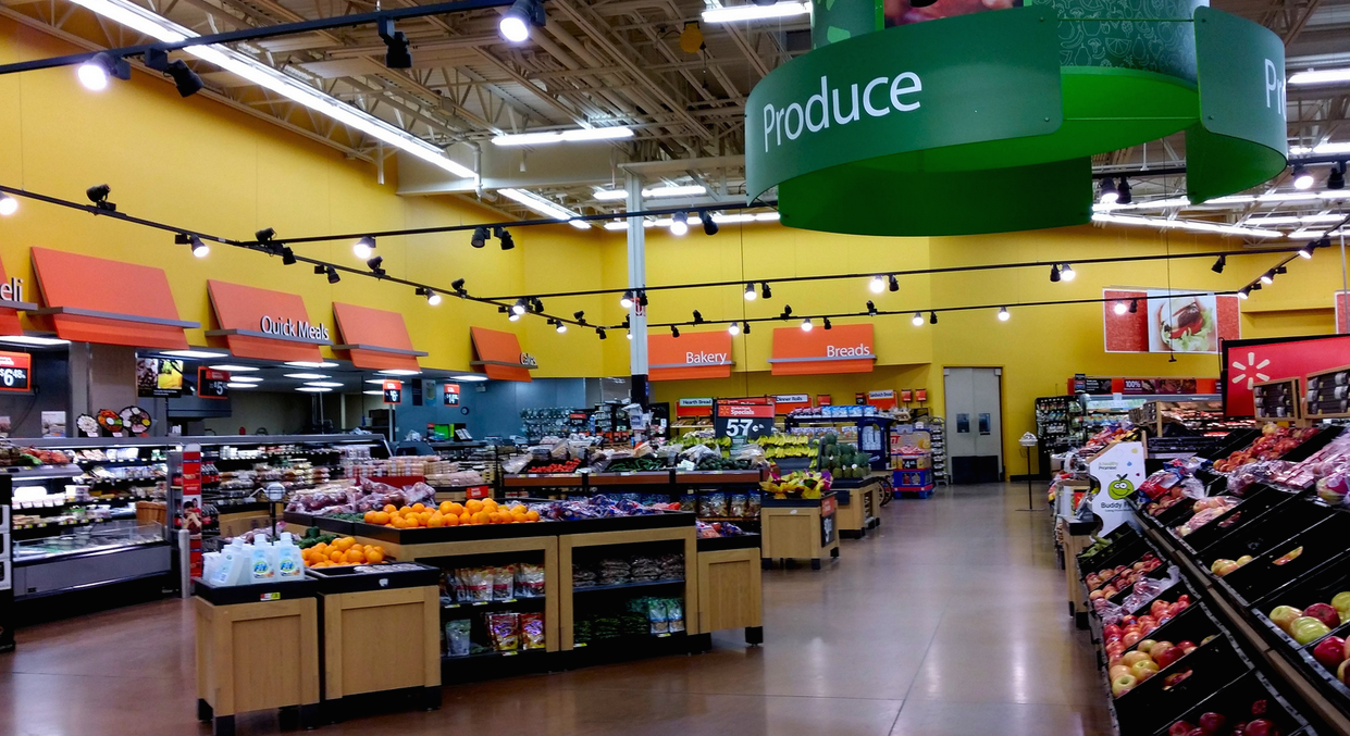 Walmart Asks More Suppliers To Pay For Space In Warehouses And On ...
