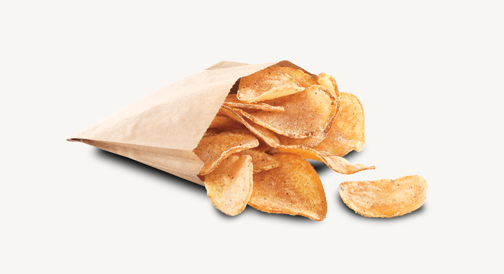 Arby's Joins New Fast Food Trend: Kettle Chips