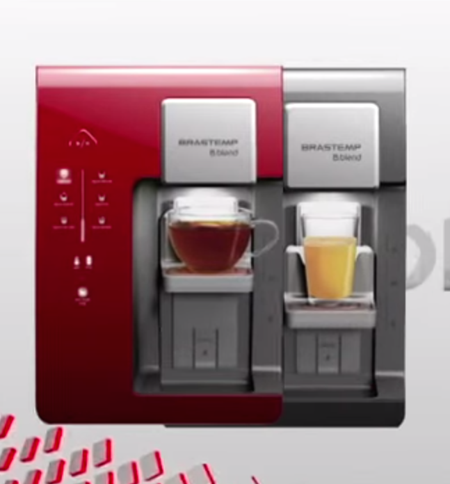 Who Doesn't Want A $1,150 Machine That Makes Coffee And Soda?