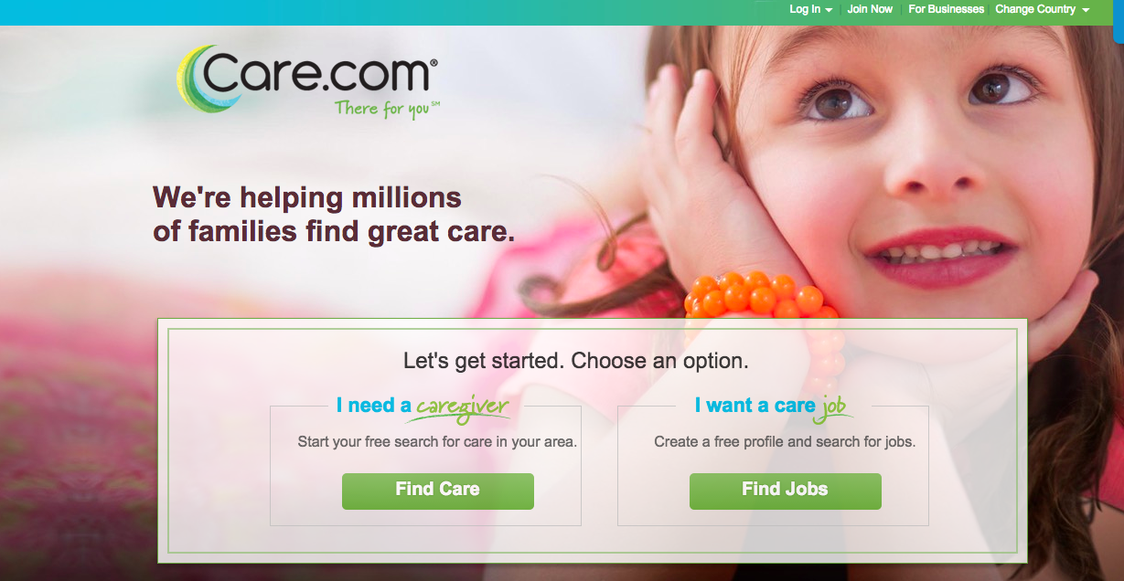 Care.com Bans Members Without Investigating Complaints Against Them First