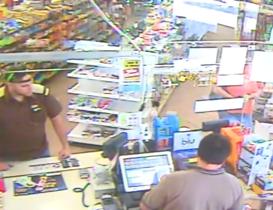 Lottery Officials Looking For Guy Who Won $75K But Walked Away From Gas Station With Only $75