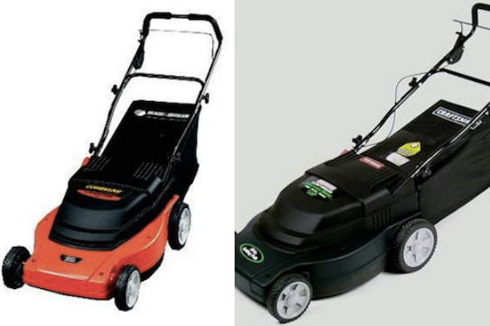 Black & Decker has agreed to pay a $1.57 million fine for failing to report issues with two of its electric lawnmowers to the CPSC.