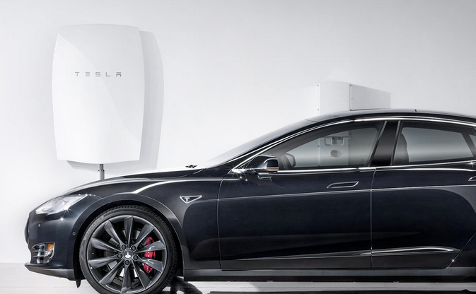 Tesla unveiled its new battery products Thursday night, including the residential Powerwall.