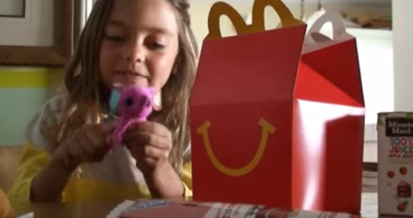 Ad Board Recommends McDonald's Focus On Actual Meal, Not Just The Cool Toy