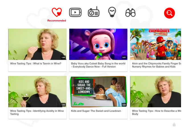The groups contend that the YouTube Kids app search function shows inappropriate material for children.