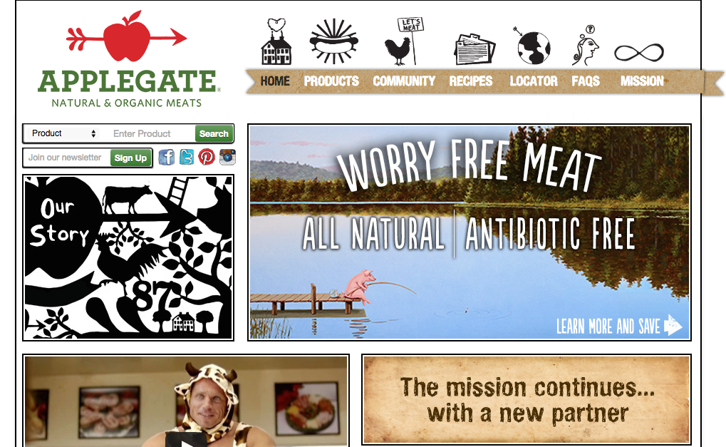 Hormel Gobbling Up Applegate Farms For $775M