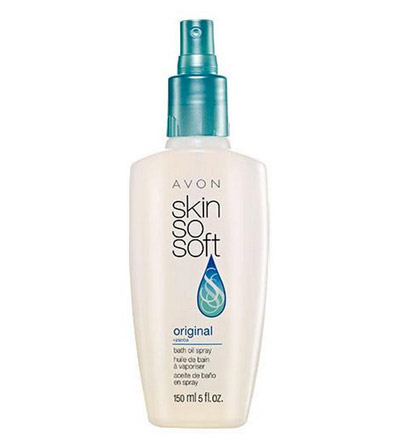 Fans Of Avon's Skin So Soft As A Bug Repellent Are Wrong