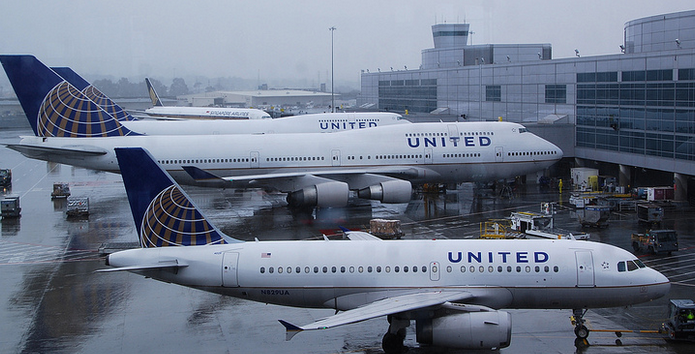 Police: United Airlines Passenger Walked Onto Plane, Claimed He Had A Bomb In His Bag