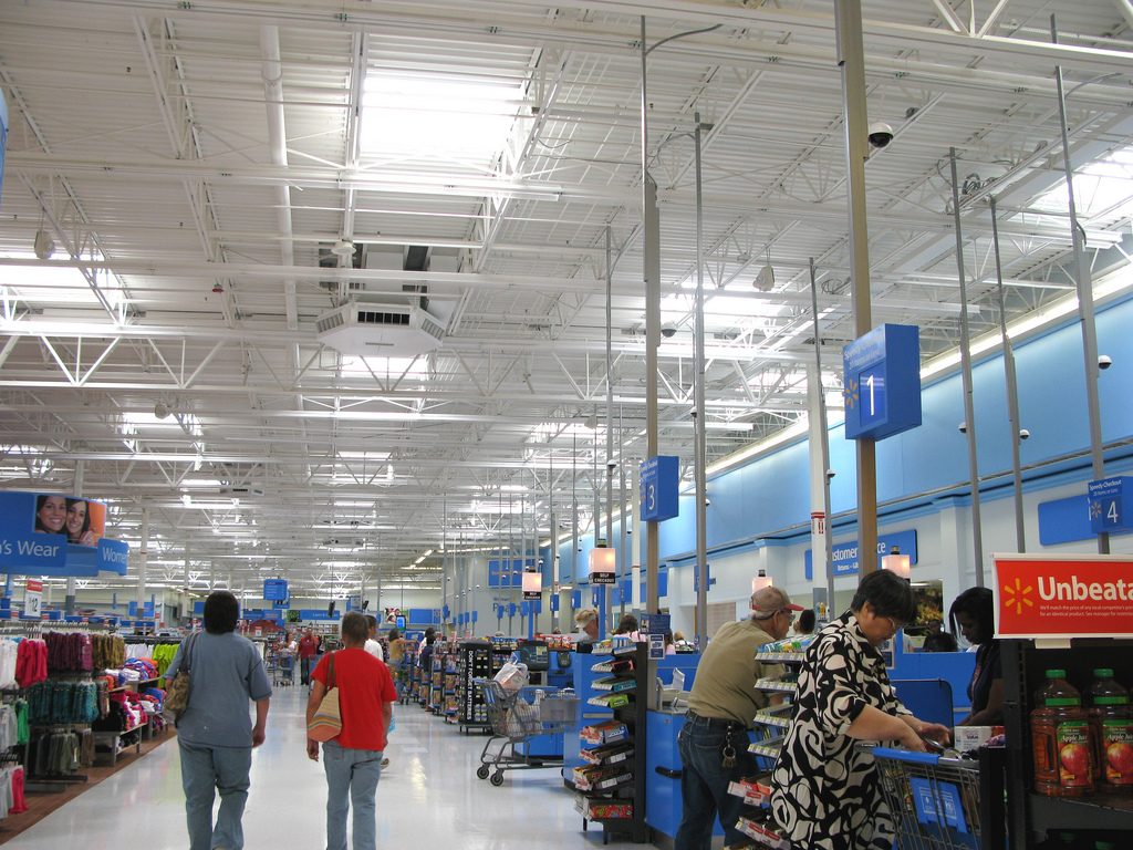 Yesterday Was Walmart's Goal Date To Significantly Improve Its Stores
