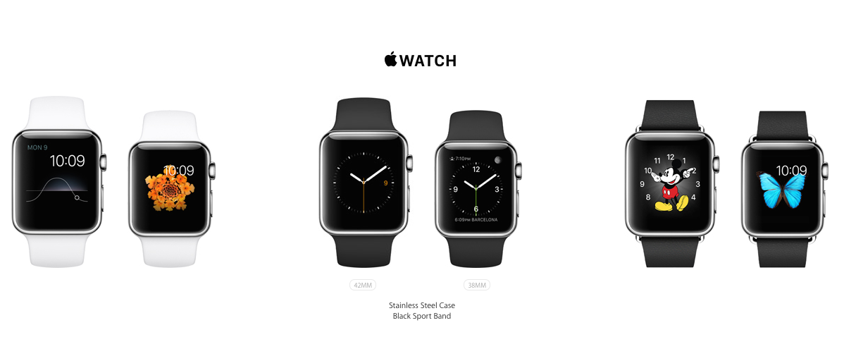 Apple Watch Headed To Retail Stores This Month