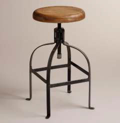 Cost-Plus-World-Market-Swivel-Stool