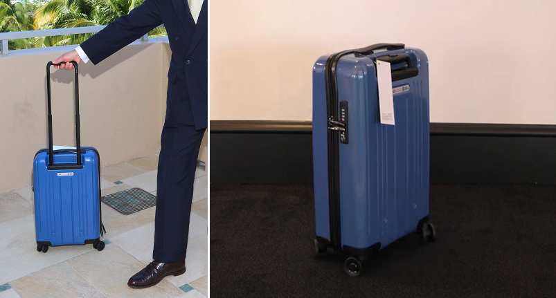 "Airline Group Backs Away From That Whole ""Carry-On Bags Should Be Smaller"" Thing"