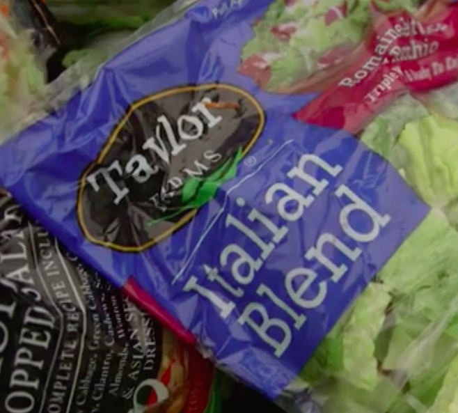 Why Bagged Salads End Up In Landfills Instead Of Compost Piles