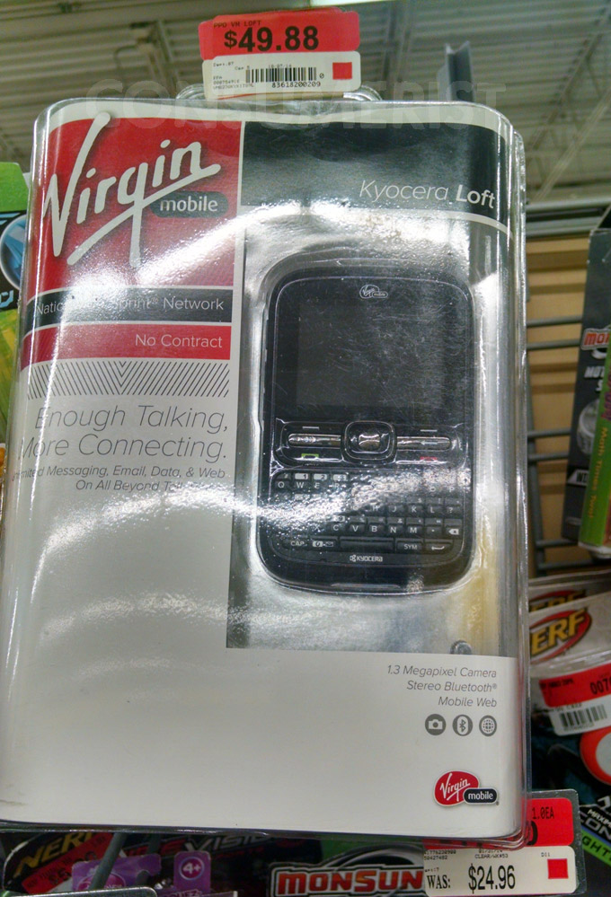 Raiders Of The Lost Walmart Find Ancient And Mysterious Feature Phone