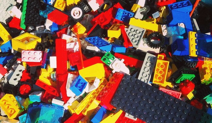 LEGO Will No Longer Ask You Why You're Buying An Actual Ton Of Bricks
