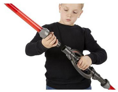 Ad Watchdog: Toy Lightsaber Doesn't Light Up, Commercial Is Misleading