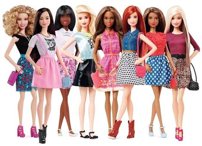 Barbie's Feet Finally Get A Break As New Range Of Dolls Can