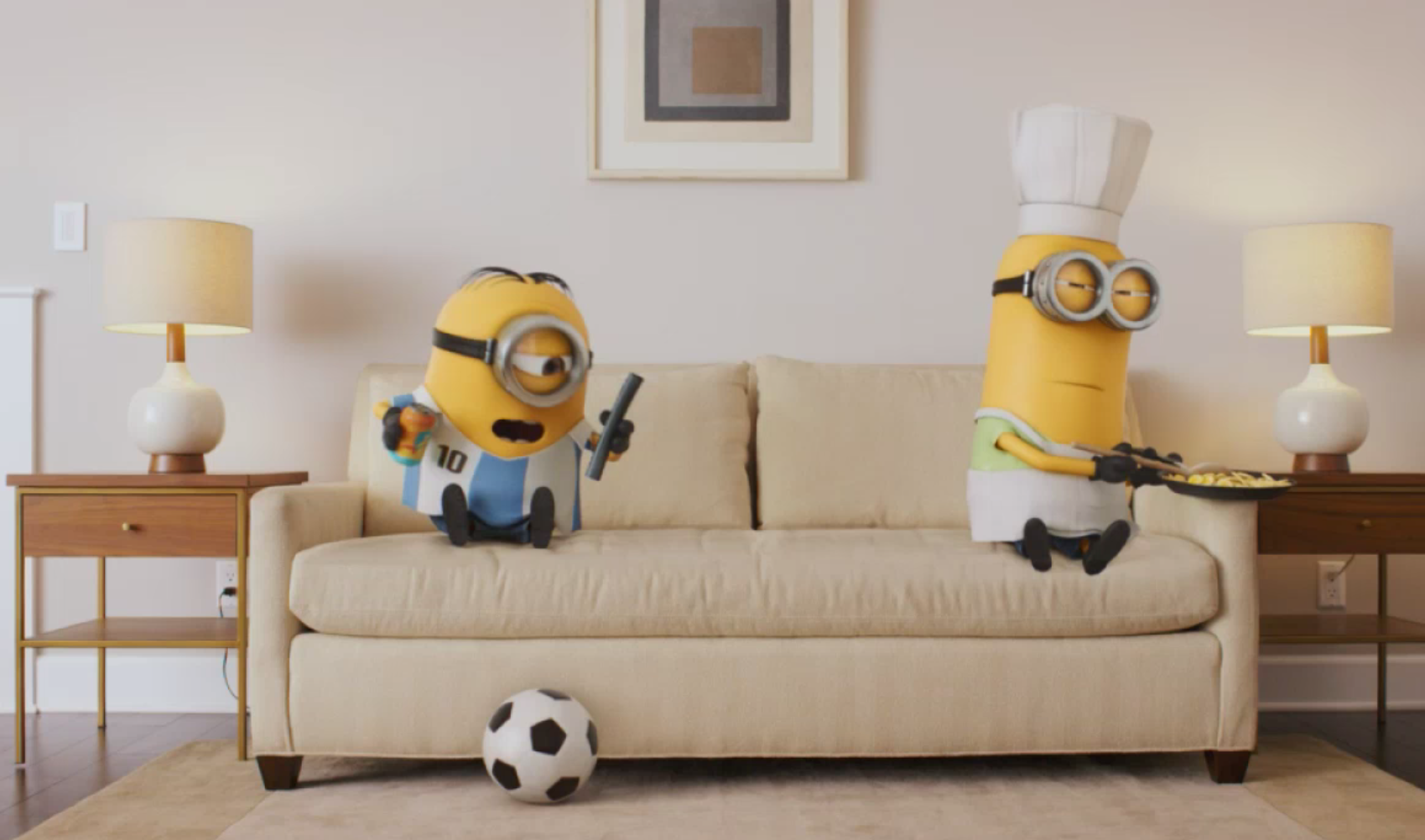 Comcast's New Remote Control Now Advertises Comcast-Distributed Kids Movie