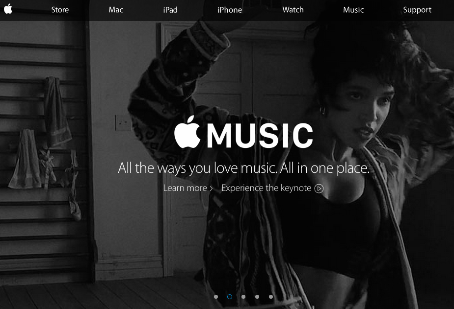 Is The iPod's Disappearance From The Top Of Apple Website A Sign Of Its Impending Doom?