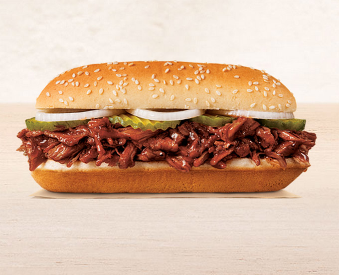 Burger King Celebrates Summer With Mass-Produced Pulled Pork Hoagies