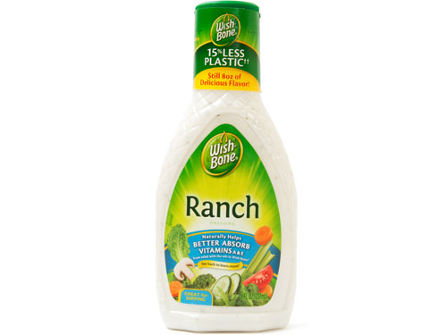 Wish-Bone Recalling Some Bottles Of Ranch Dressing Because They're Full Of Blue Cheese