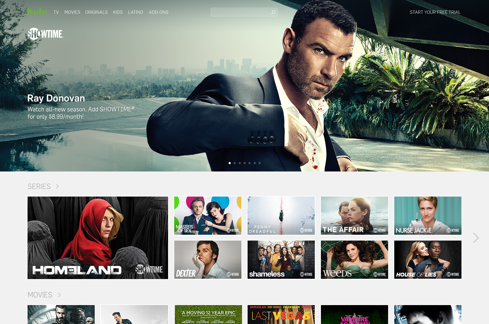 Hulu Will Sell Showtime's Standalone Streaming Service For $9