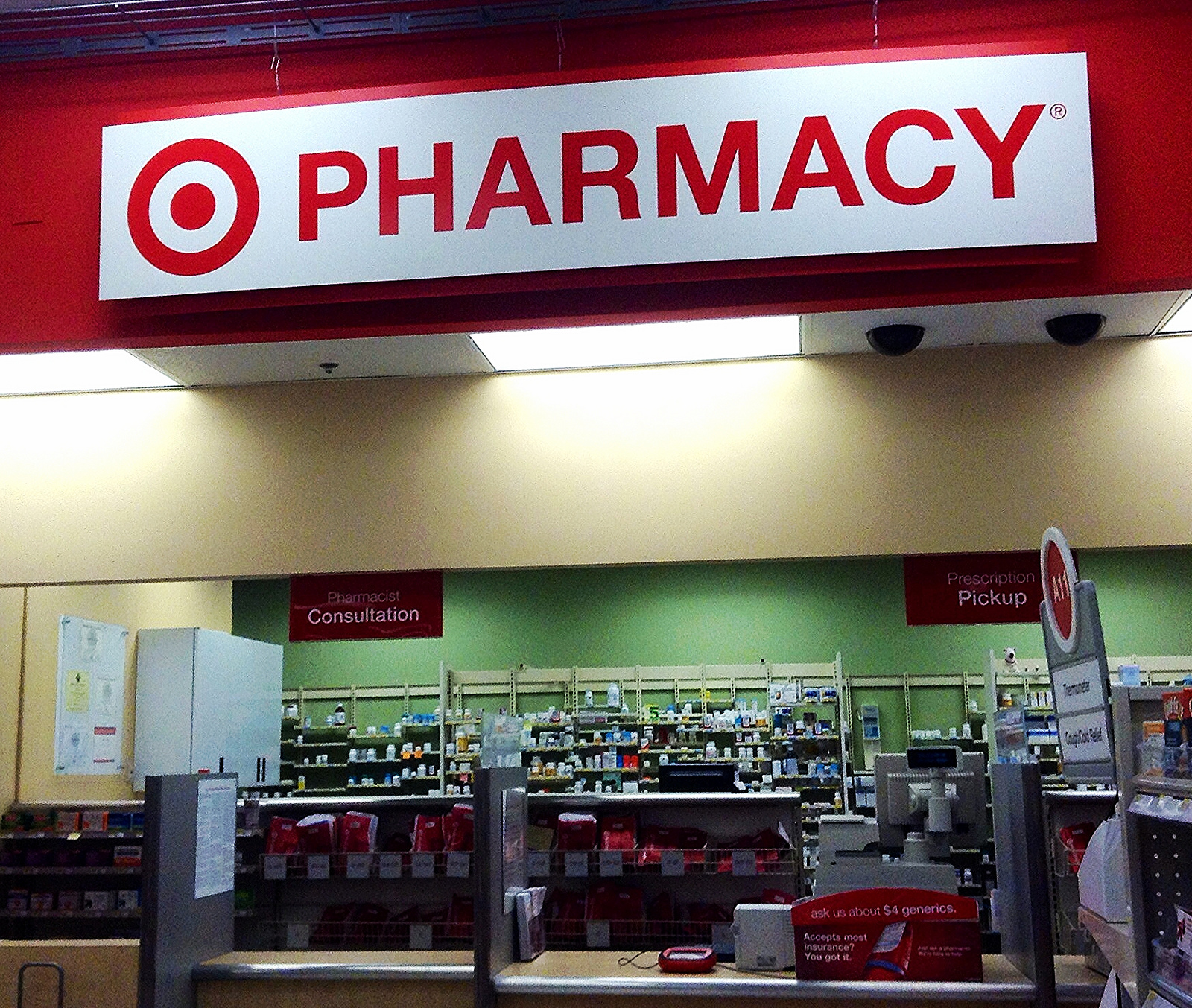 c5d07433ab CVS Buying Target s Pharmacy Business For  1.9 Billion – Consumerist