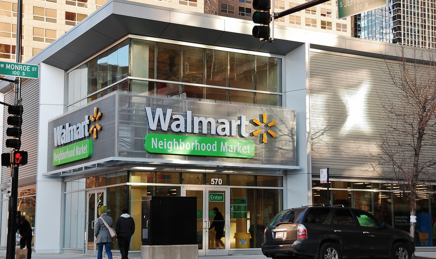 Chicago is one of the markets where Walmart allegedly used its charitable Walmart Foundation to aid its urban expansion plans. (Photo: Eric Allix Rogers)
