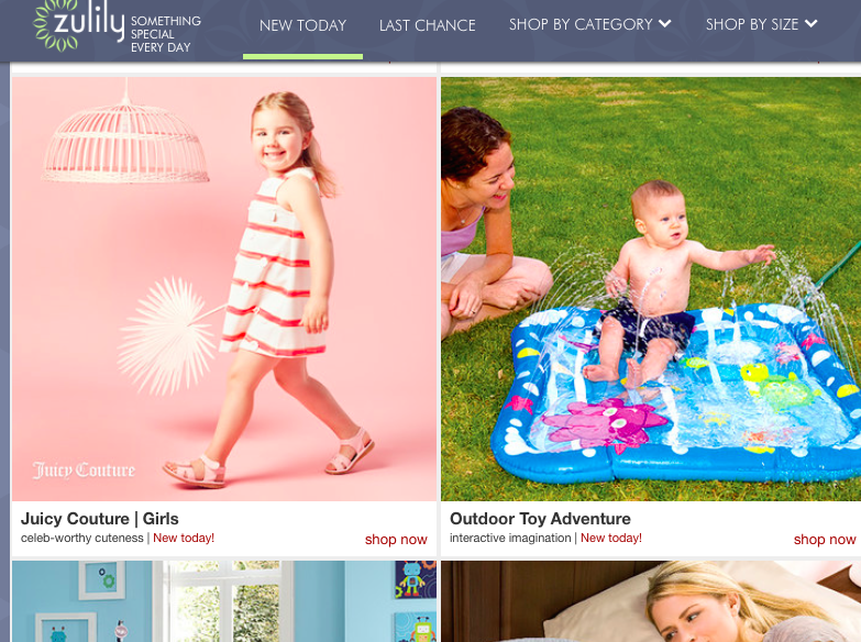 Zulily Will Test Accepting Merchandise Returns