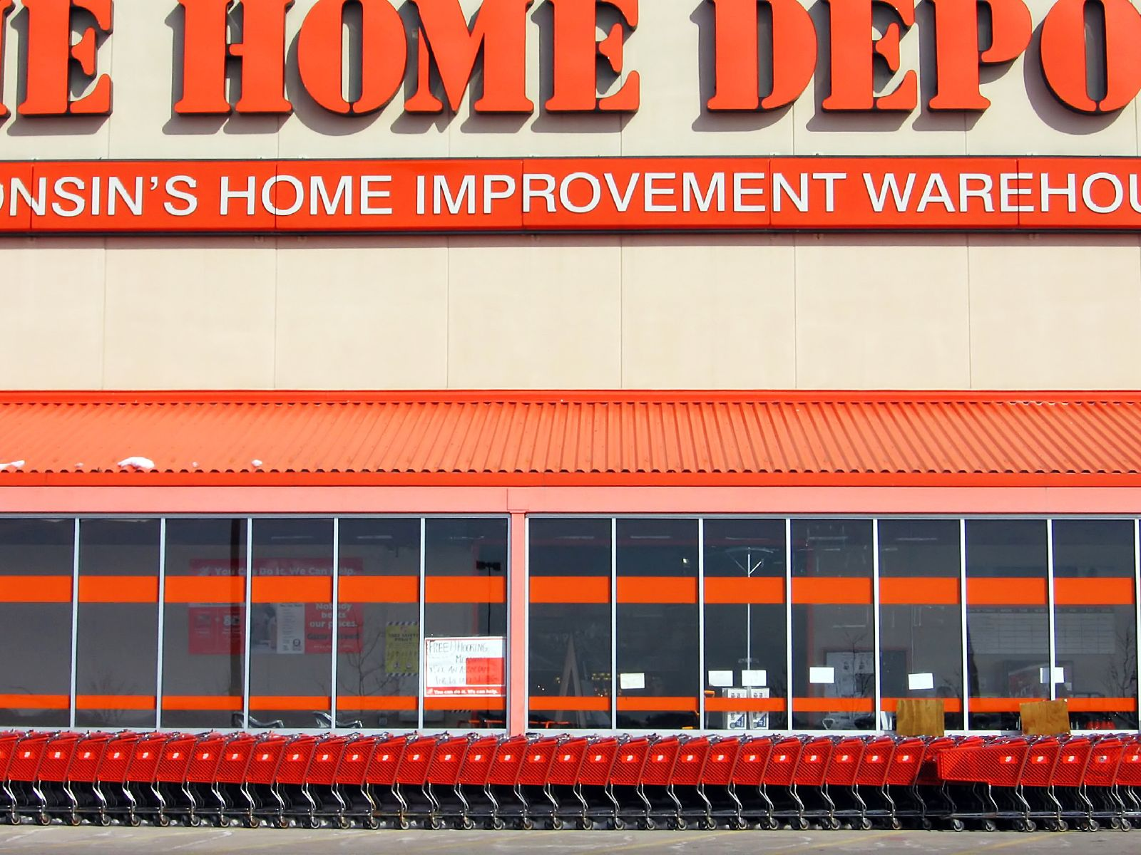 Man Recruited Homeless To Help Him Steal As Much As $800K From Home Depot