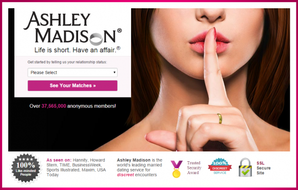 Cheating Website AshleyMadison.com Reportedly Made Nearly $2M/Year From Users Trying To Delete Accounts
