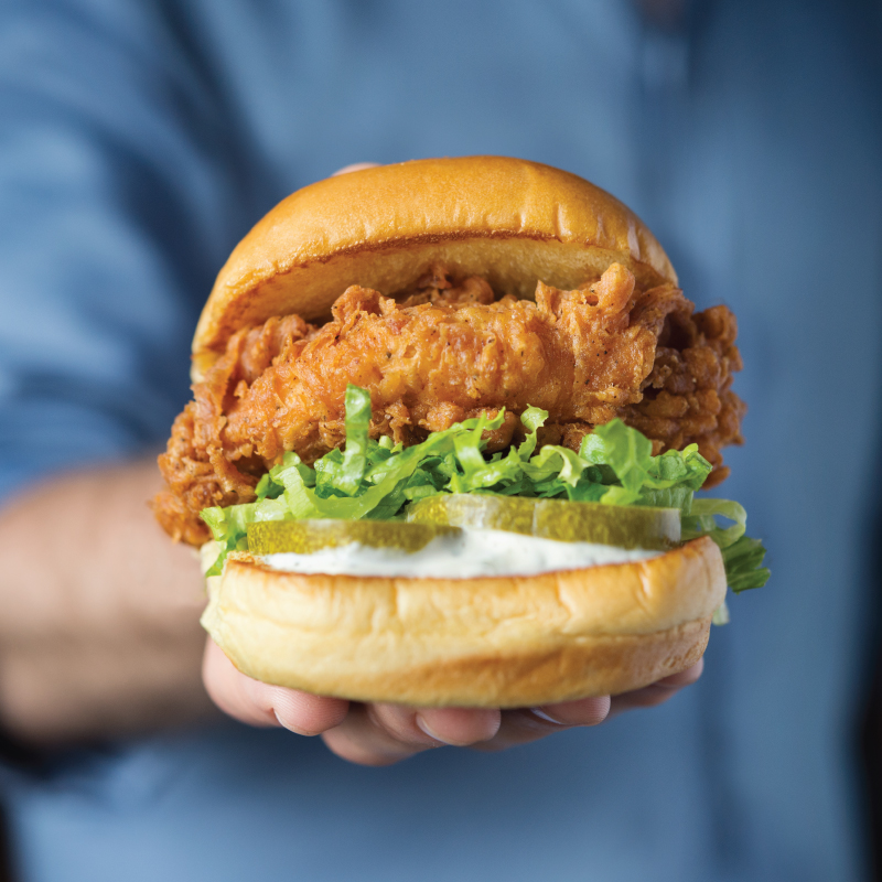 Shake Shack Debuts Limited Test Of Chicken Sandwich, As Predicted