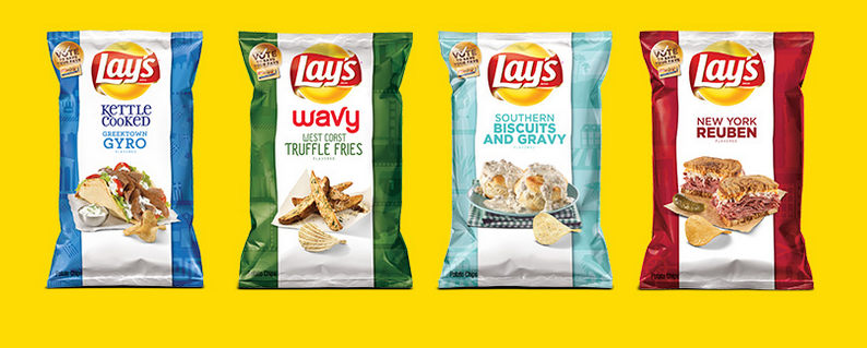 "Lay's Reveals Relatively Tame ""Do Us A Flavor"" Potato Chip Contest Finalists"