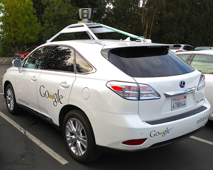 DMV Report: Google Self-Driving Car Hit City Bus While Changing Lanes