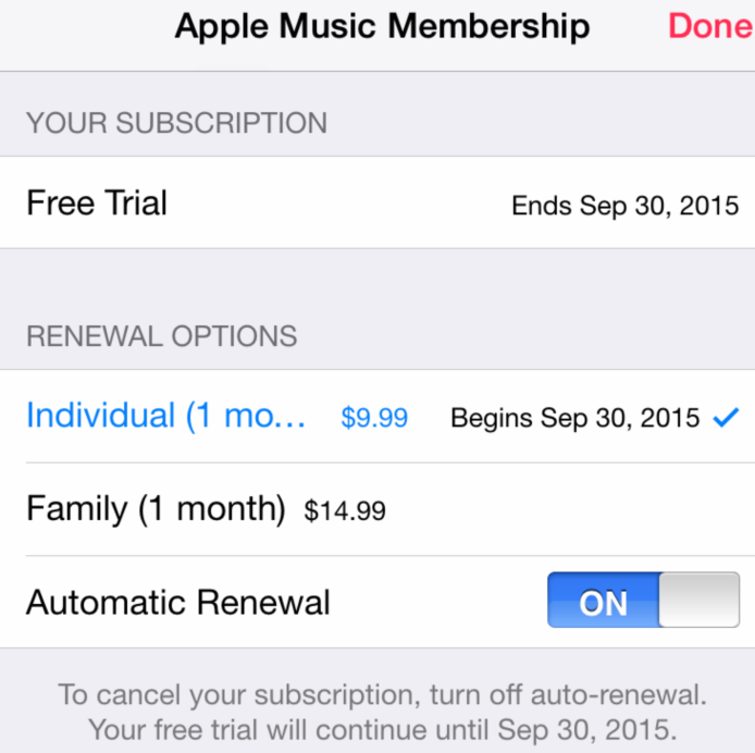 How To Cancel Your Subscription To Apple Music Before The