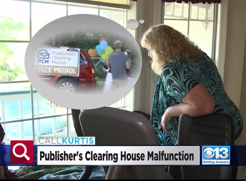 Win In Publishers Clearing House Game Due To 'Technical