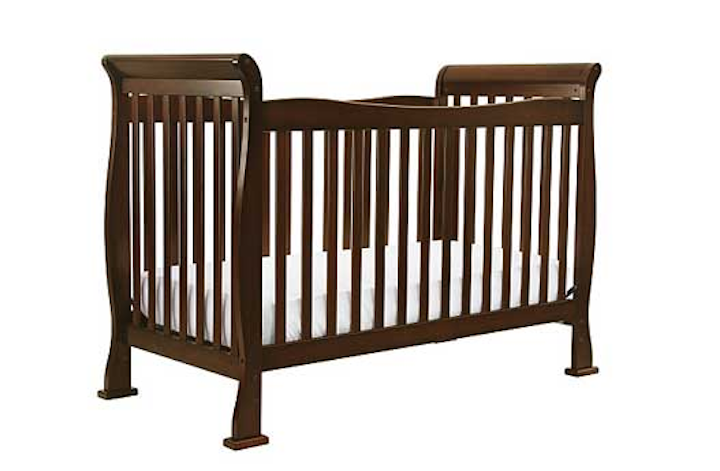 Cribs Recalled After Reports That Brackets Can Break, Trapping Or Injuring Infants