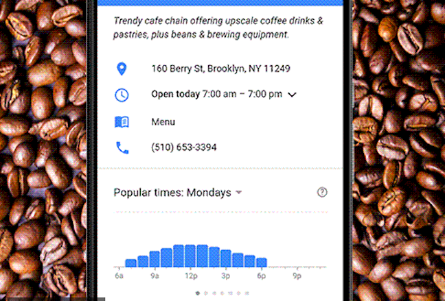 Google Can Now Show You The Best Time To Pick Up Your Dry Cleaning