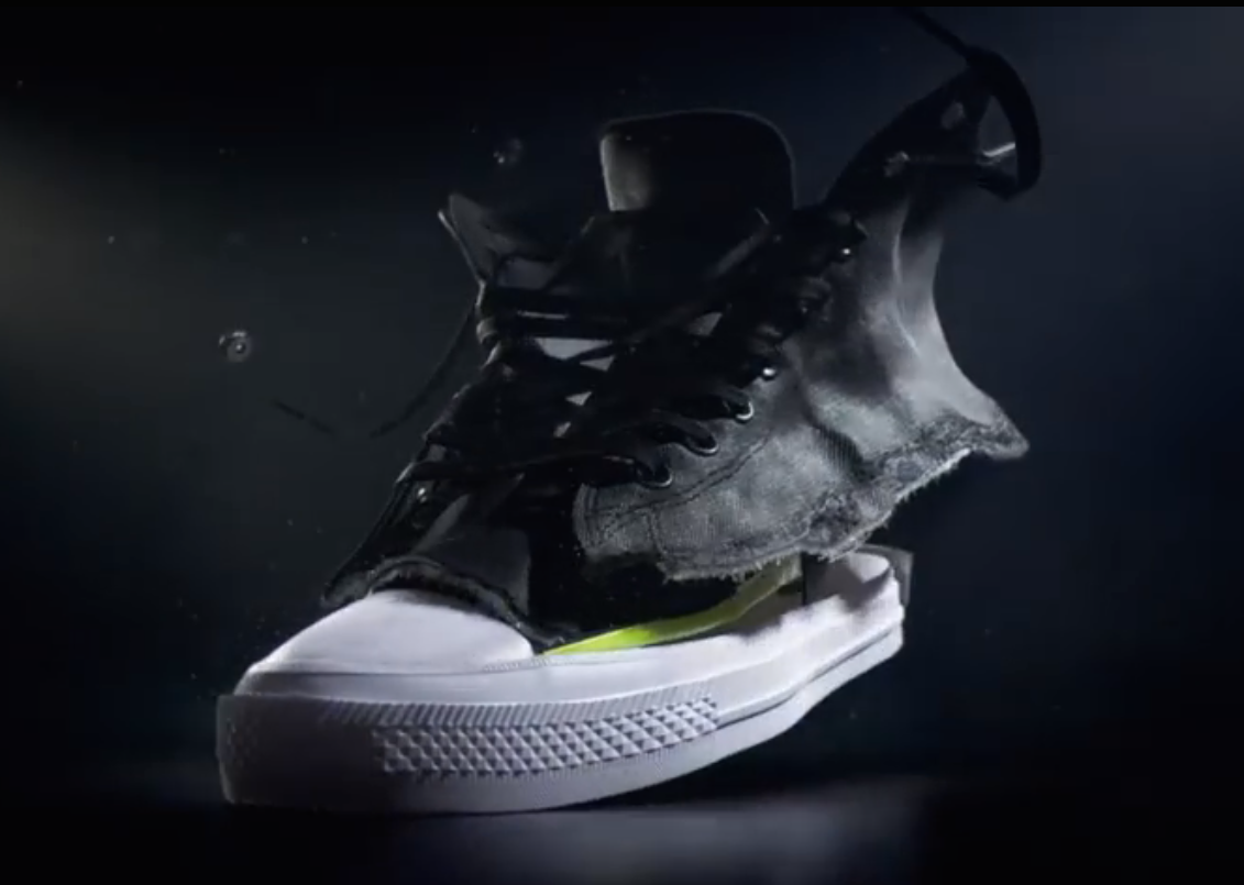 Converse Blows Up New Chuck Taylor Shoes To Show What's Different
