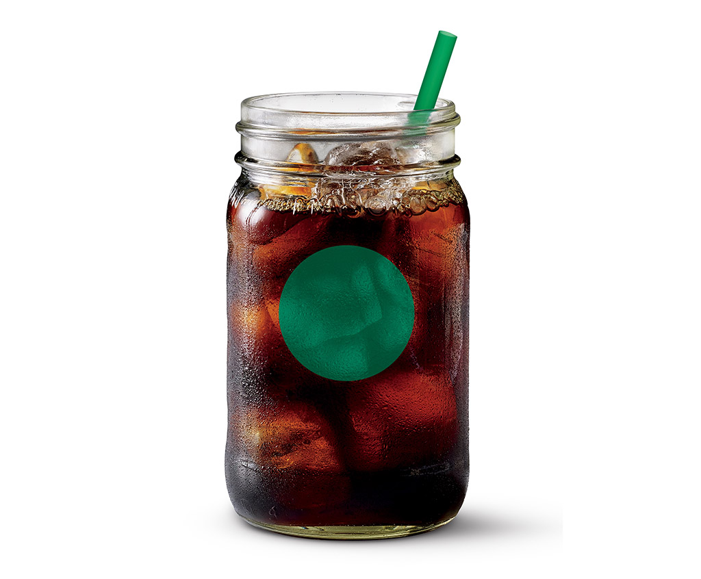 Starbucks Takes Cold-Brewed Coffee Nationwide