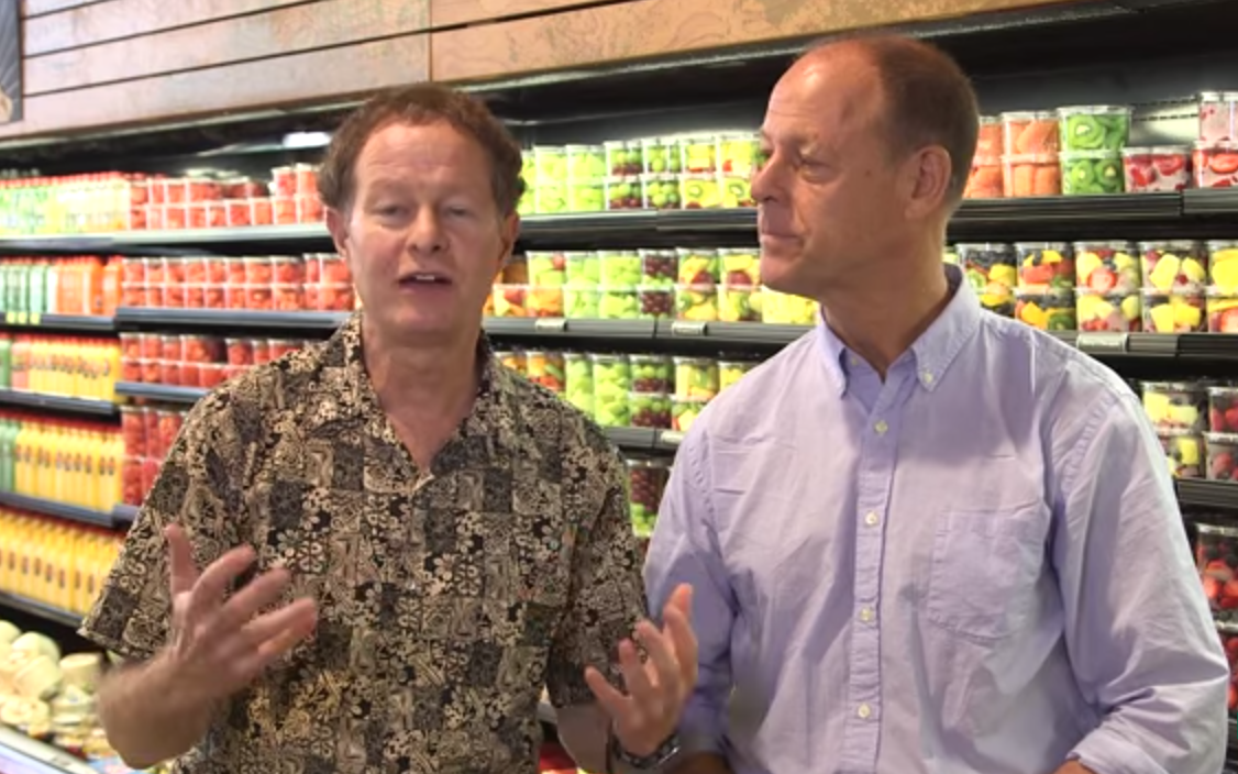"Whole Foods CEOs Admit To ""Unintentional"" Overcharging"