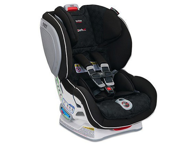 Britax recalled 213,000 car seats because they might not actually secure a child.