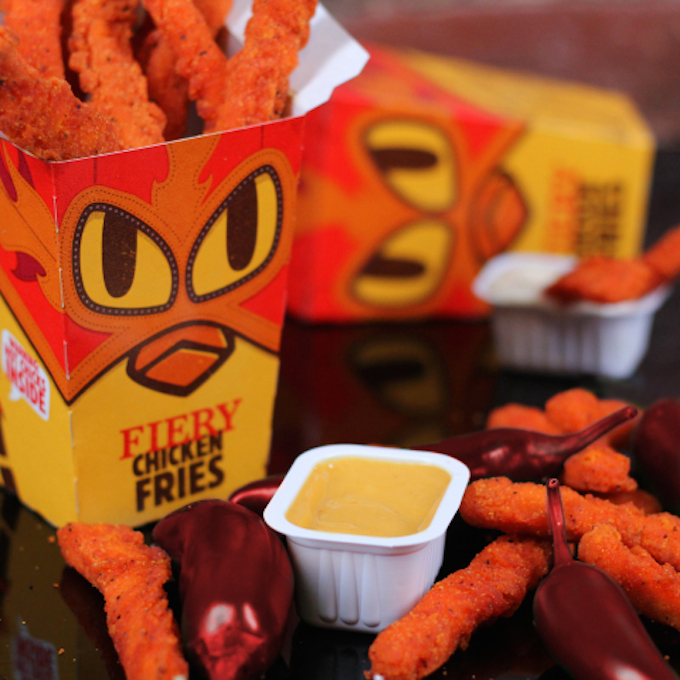 "Burger King Says Testers Found Its New Fiery Chicken Fries To Be ""Spicy As $#*!"""