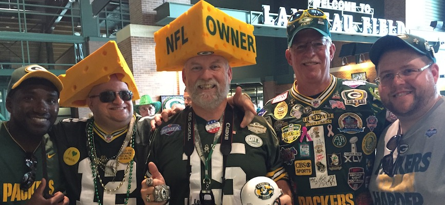 What's It Like To Be An NFL Owner? Ask The Green Bay Packers Shareholders