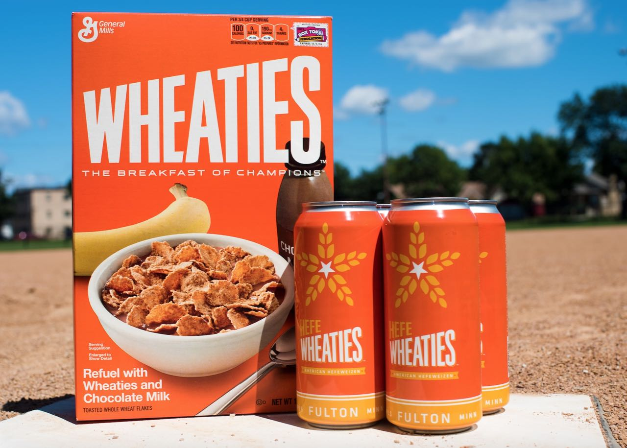 Wheaties Is Making (Non-Cereal Flavored) Beer