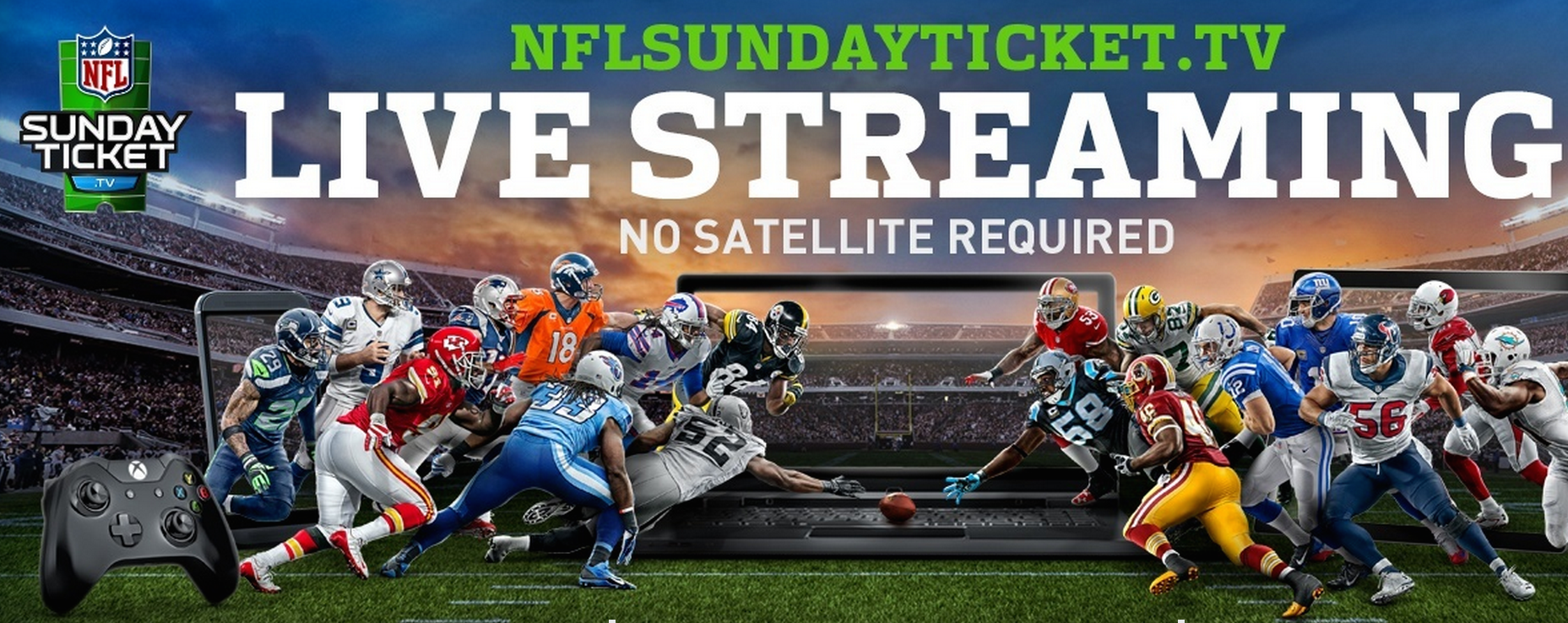 a79e12914a6 NFL Sunday Ticket Now Available To College Students At A Discount ...