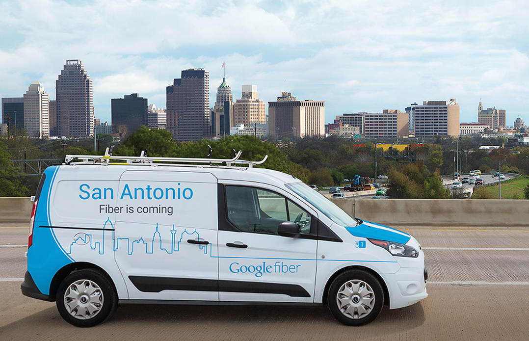 Google Fiber Officially Coming To San Antonio