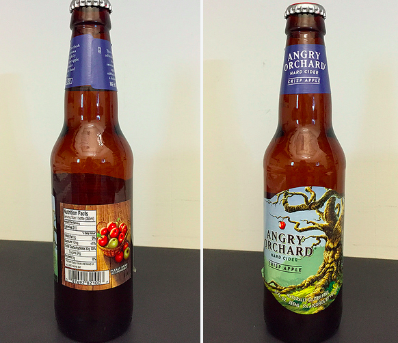 Angry Orchard Recalls Hard Cider Because Beer Bottles Aren't Supposed To Break When You Open Them